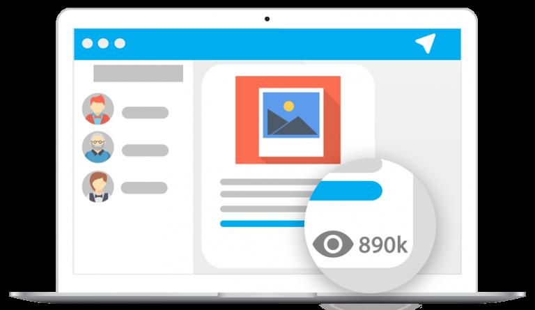 آموزش افزایش بازدید پست های تلگرام+بانک شماره های تلگرامی